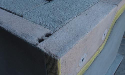 LOW DENSITY TECHNOLOGY - FOR SOLUTIONS WITH ELEVATED INSULATING PROPERTIES