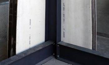 PREFABRICATED PANELS IN CELLULAR CONCRETE
