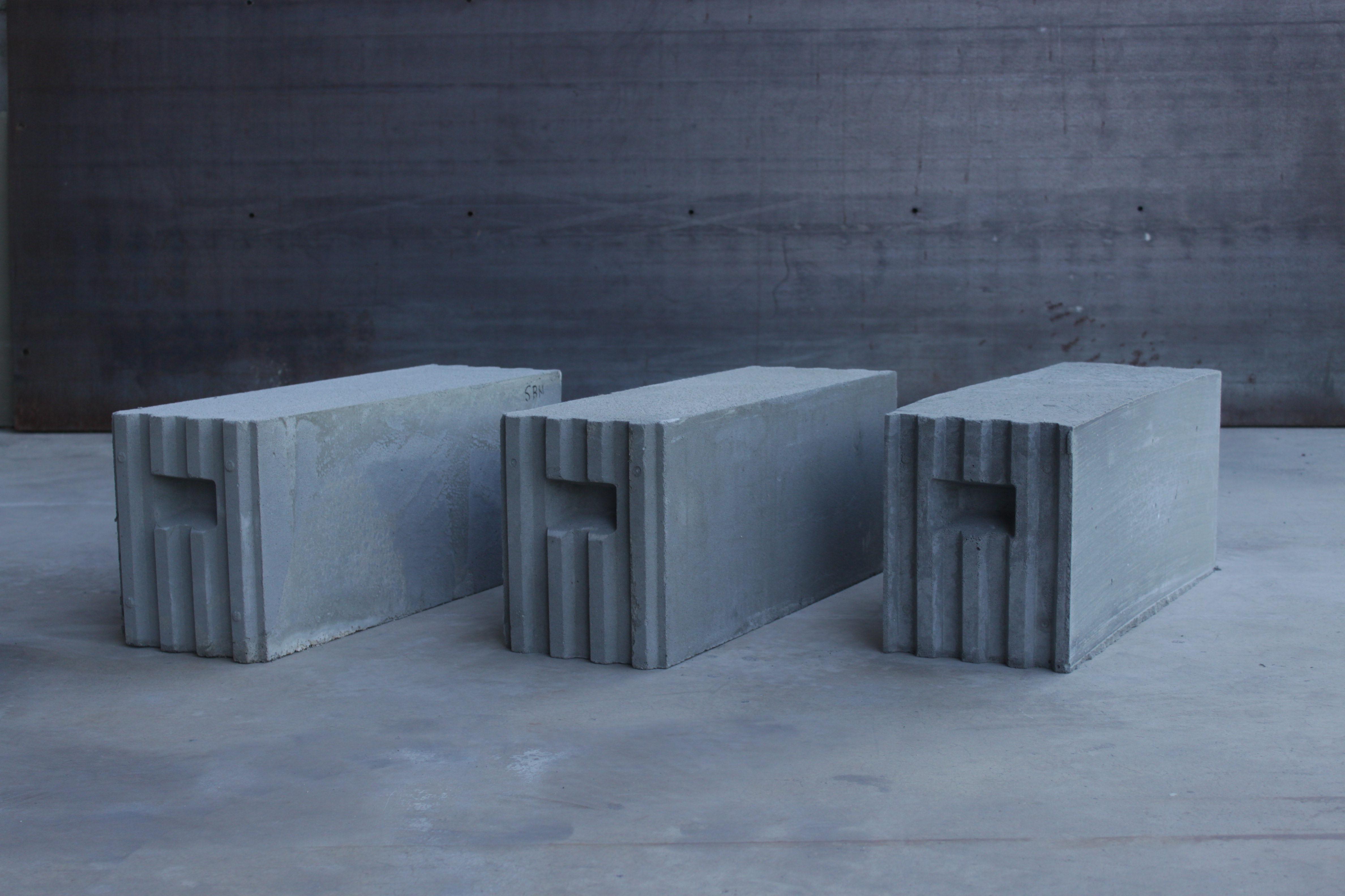 Équipements pour blocs en béton cellulaire