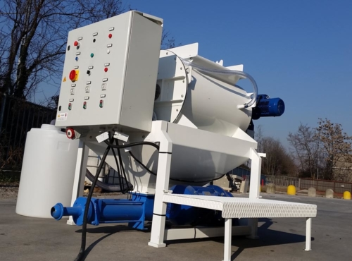 Fixed and Mobile Cellular Concrete Machines and Plants